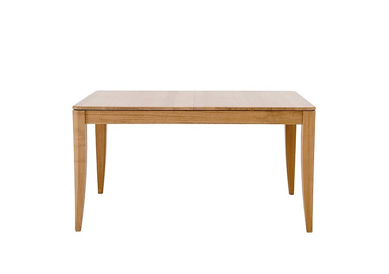 Artisan Medium Extending Dining Table in Oak Clear Matt Fiinsh on FV