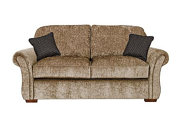 Luxor 2 Seater Fabric Sofa