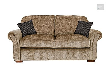 Luxor 2 Seater Fabric Sofa  in {$variationvalue}  on FV