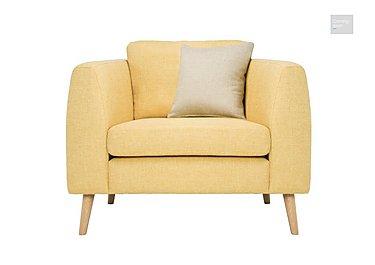 Bjorn Fabric Armchair  in {$variationvalue}  on FV