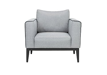 Lucas Fabric Armchair in  on Furniture Village