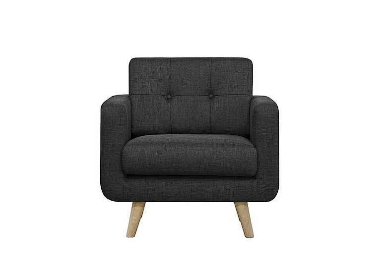 Oskar Fabric Armchair