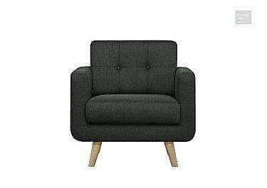 Oskar Fabric Armchair  in {$variationvalue}  on FV