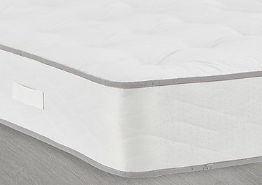 My Super Memory Mattress in 5928 Slate Grey Trim Only on FV