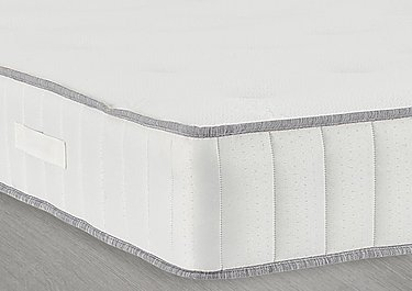 My Super Pocket Mattress in 5928 Slate Grey Trim Only on FV