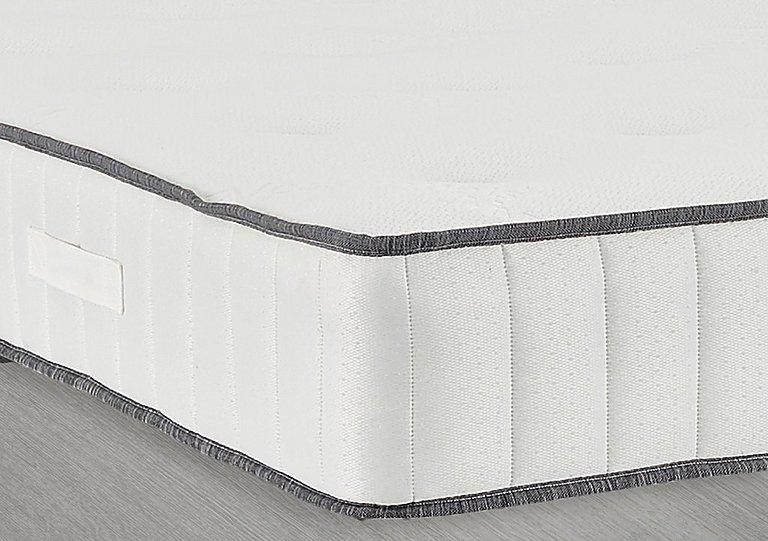My Super Pocket Mattress in 7025 Graphite Trim Only on Furniture Village