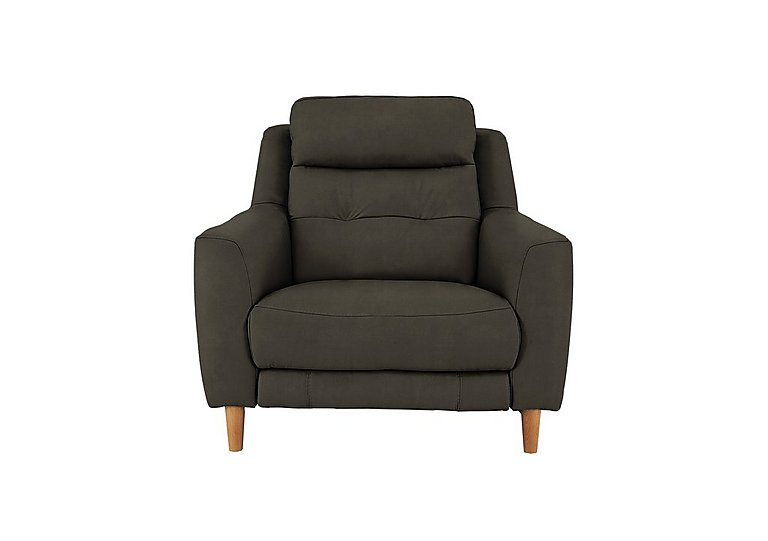 compact Collection Bijoux Fabric Recliner Armchair