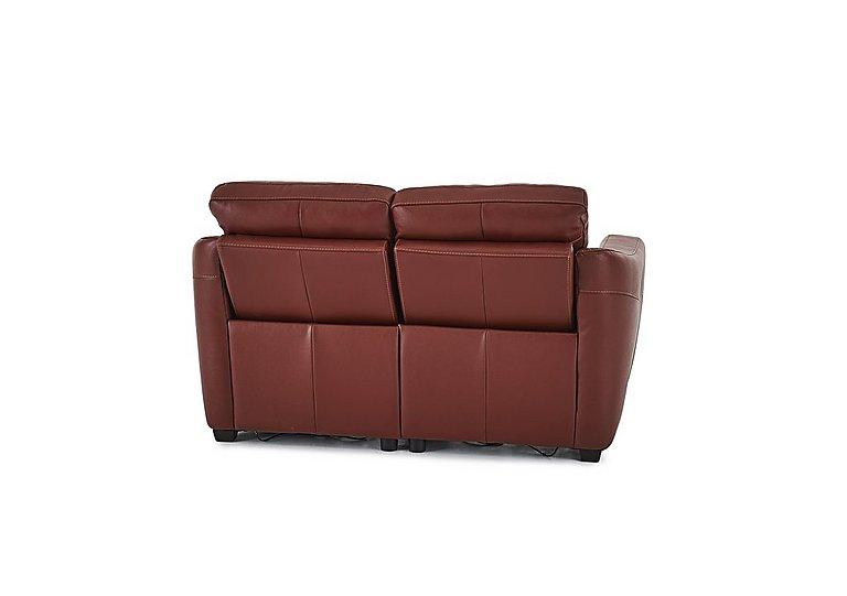 Furniture Village Jemima Corner Sofa compact collection midi 2 seater leather recliner sofa - furniture