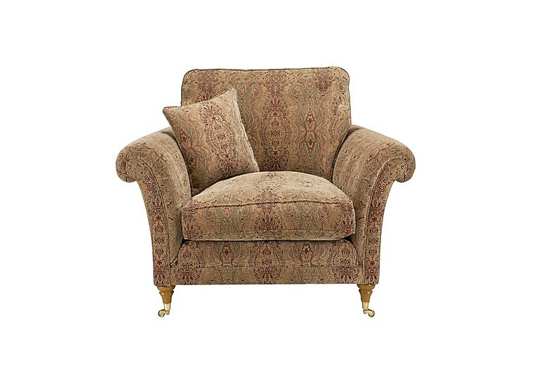 Burghley Fabric Armchair Parker Knoll Furniture Village