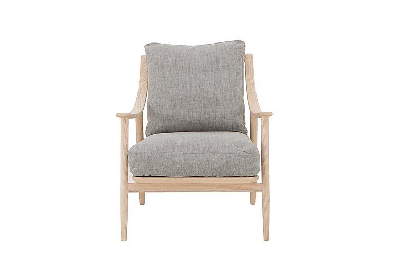 Marino Fabric Armchair in E632 on Furniture Village