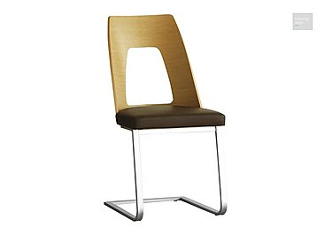 Romana Cantilevered Dining Chair  in {$variationvalue}  on FV