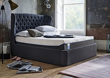 Holcot Ottoman Bed Frame in  on Furniture Village