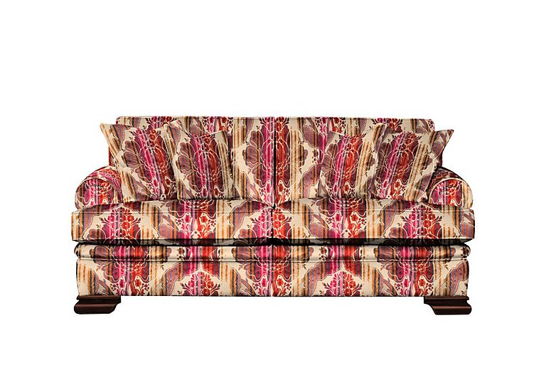 Bardot 3 Seater Fabric Sofa