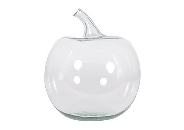 Apple Vase in Glass Vase on FV