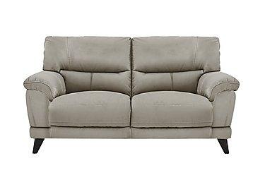 Pacific 2 Seater Fabric Sofa in Bfa-Blj-R946 Silver Grey on Furniture Village