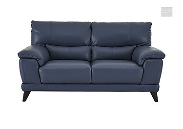 Pacific 2 Seater Leather Sofa  in {$variationvalue}  on FV