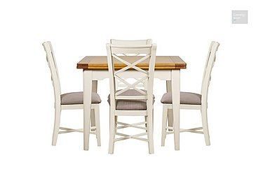 Arles Flip Top Dining Table and 4 Chairs  in {$variationvalue}  on FV