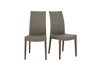 New Smart Pair of Dining Chairs