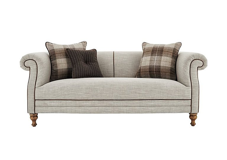New England Hartford 3 Seater Fabric Sofa
