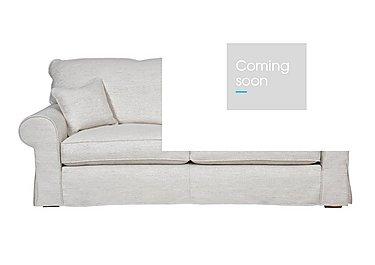 Portobello 3 Seater Sofa in Camille Ivory on FV