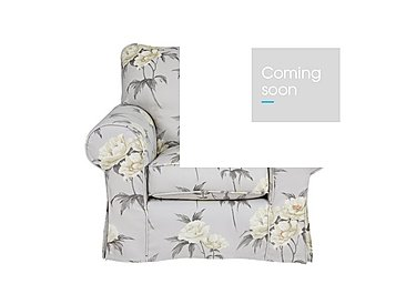 Portobello Fabric Armchair in Turner Flanel on FV
