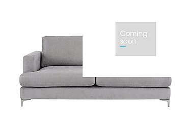 Sofia 3 Seater Fabric Sofa in 13166-18623 Boda Onyx on FV