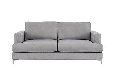 Sofia 3 Seater Fabric Sofa  in {$variationvalue}  on FV