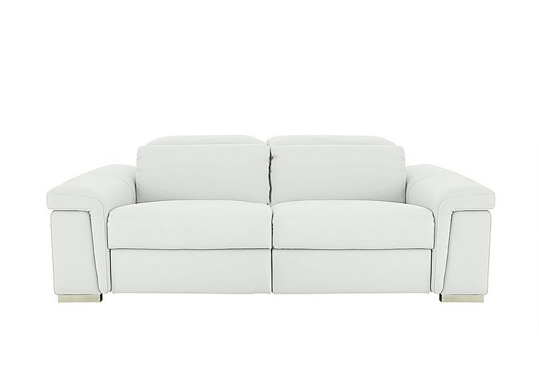 Movimento 2 seater leather sofa for 2535 home garden furniture deals Home bargains furniture uk