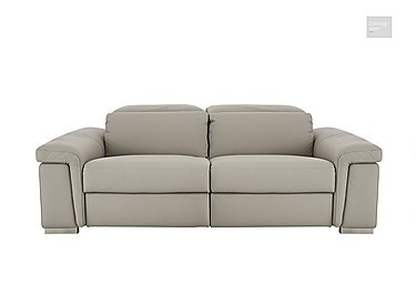 Movimento 2.5 Seater Leather Sofa  in {$variationvalue}  on FV