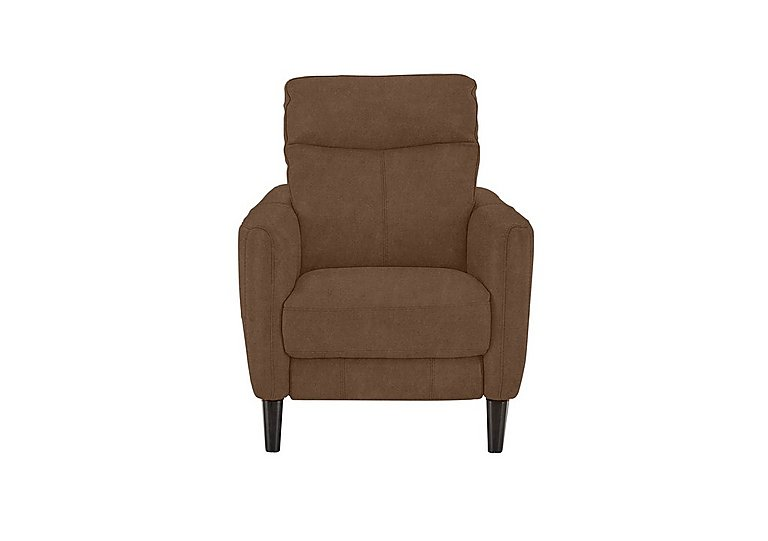 Compact Collection Petit Fabric Recliner Armchair