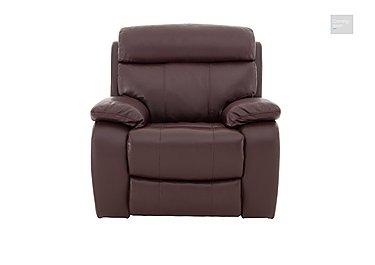 Furniture Village Aylesbury leather recliner armchairs - furniture village