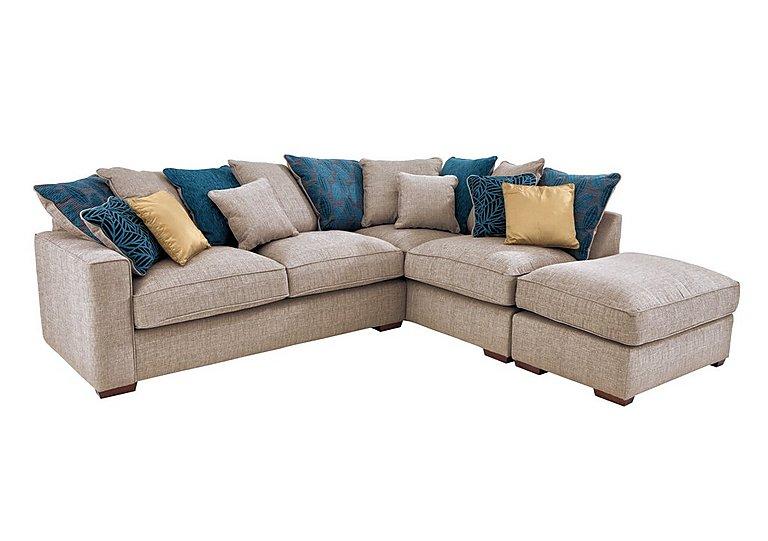 Dune Fabric Corner Sofa