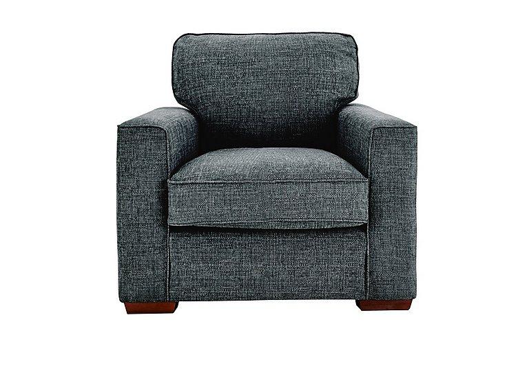 Dune Fabric Armchair