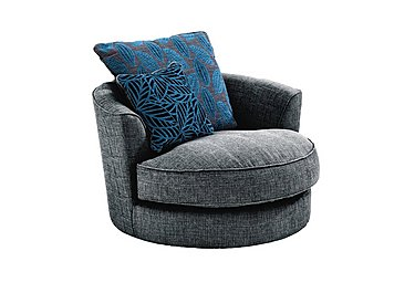 Furniture Village Armchairs grey swivel armchairs - furniture village