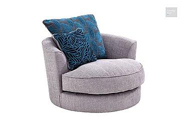 Dune Fabric Swivel Chair  in {$variationvalue}  on FV