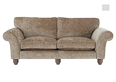 Lancaster 4 Seater Fabric Sofa  in {$variationvalue}  on FV