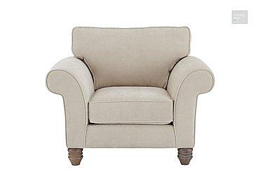 Lancaster Fabric Armchair  in {$variationvalue}  on FV