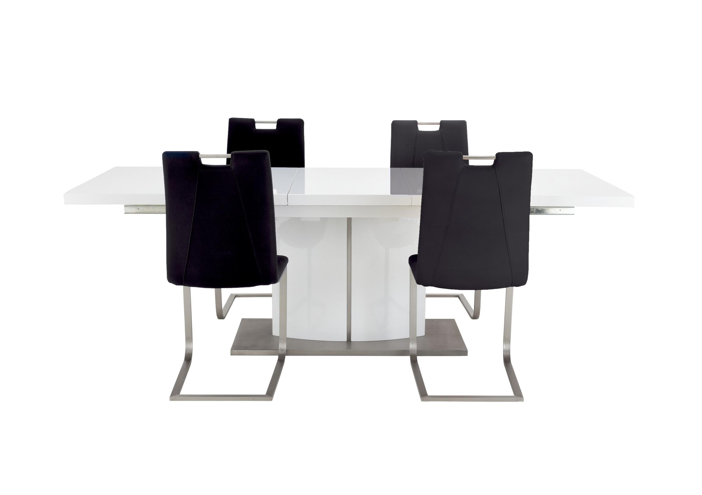 Dining table & 4 chairs sets   furniture village