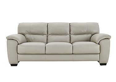 Shades Seater Cushion Leather Sofa Furniture Village