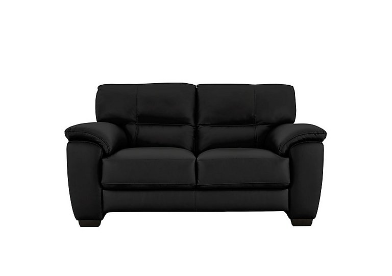 Shades 2 Seater Leather Sofa