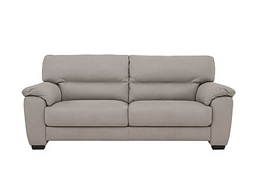 Shades 3 Seater Fabric Sofa in Bfa-Blj-22 Dove Grey on Furniture Village