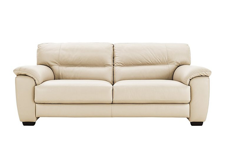 Shades 3 Seater Leather Sofa For 1065 Home Garden Furniture Deals