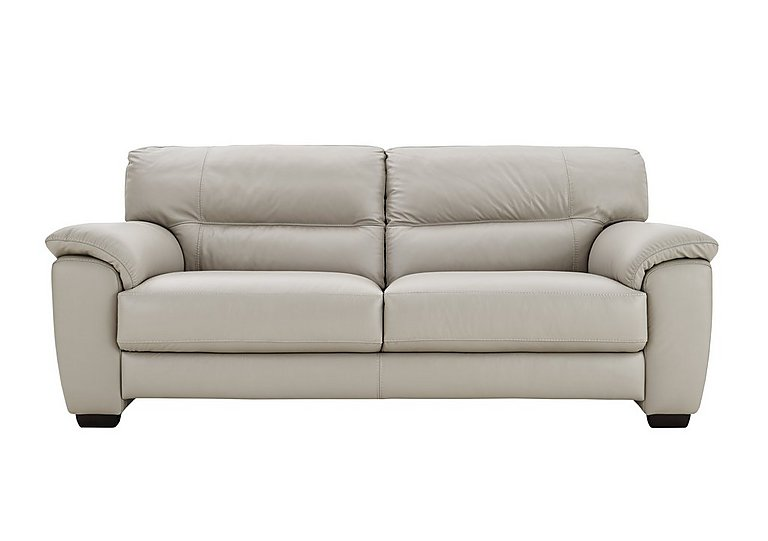 Shades 3 Seater Leather Sofa