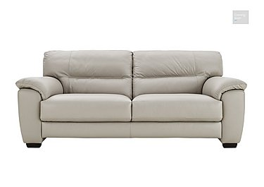 Shades 3 Seater Leather Sofa  in {$variationvalue}  on FV