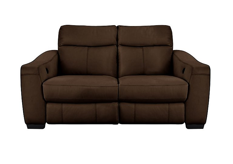 Cressida 2 Seater Leather Recliner Sofa