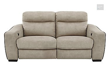 Cressida 3 Seater Fabric Recliner Sofa  in {$variationvalue}  on FV