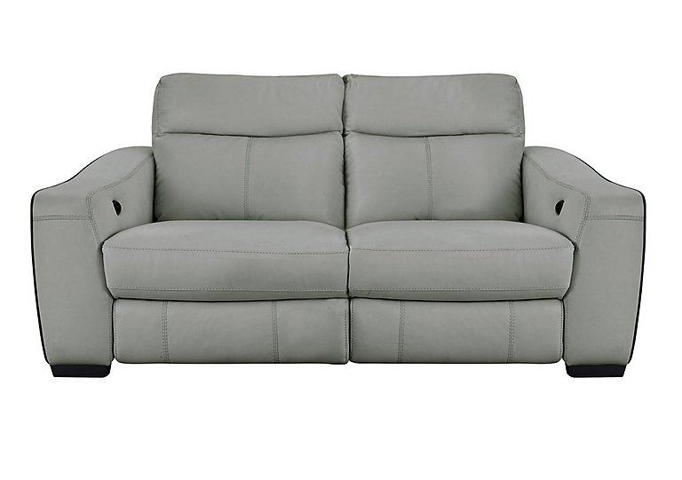 Cressida 3 Seater Leather Recliner Sofa