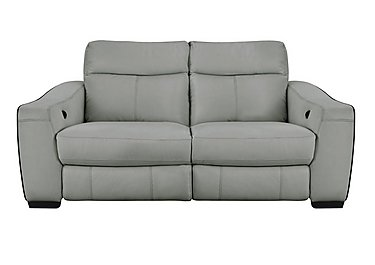Cressida 3 Seater Leather Recliner Sofa