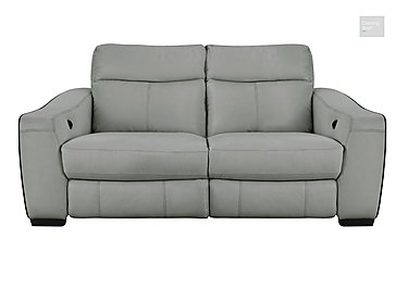 Cressida 3 Seater Leather Recliner Sofa  in {$variationvalue}  on FV