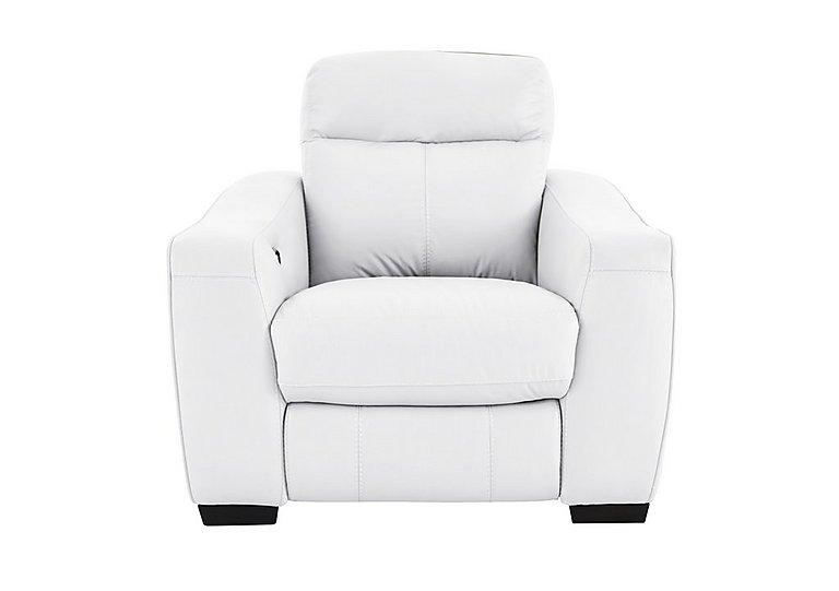 Cressida Leather Recliner Armchair